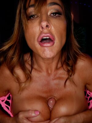 Mr Lucky POV - Ass Eating MILF Forces 2 Loads Of Cum Out
