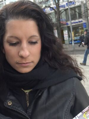 Hunt 4K - European GF getting paid for sex with another man while her BF watches